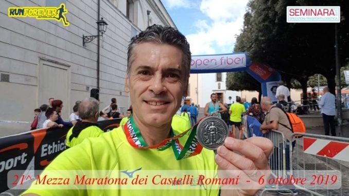 Runforever Xxi Edizione Maratonina Dei Castelli Romani Albano Laziale 6 Ottobre 2019 Il Corriere Sportivo Aprilia